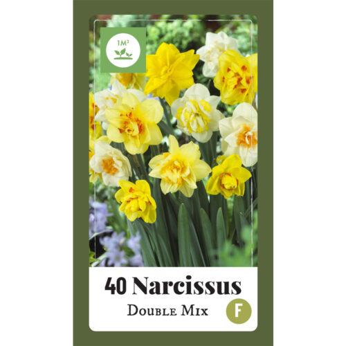 Narcissus Dubbel Mix 40st.