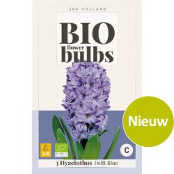 Bio Hyacint Delft Blue 3st.