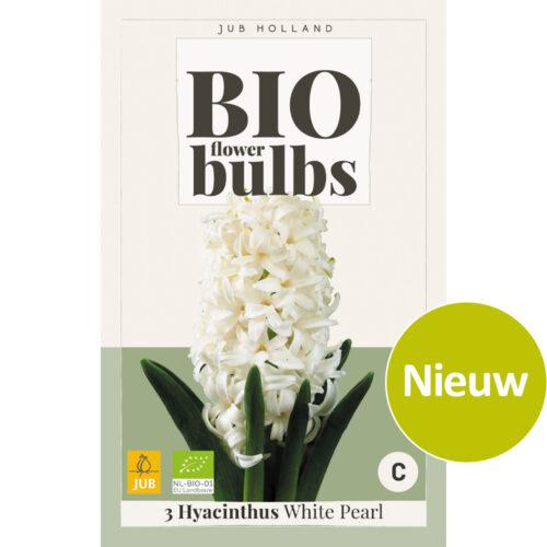 Bio Hyacint White Pearl 3st.