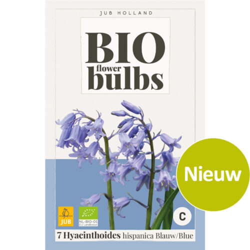Bio Hyacinthoides Hispanica Blue 7st.