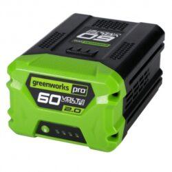 Greenworks 60 volt accu