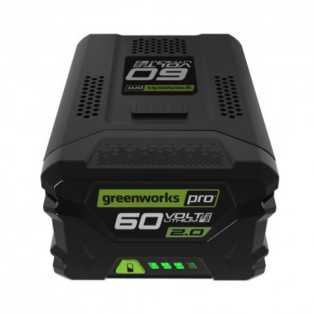 Greenworks 60 volt 4.0Ah accu