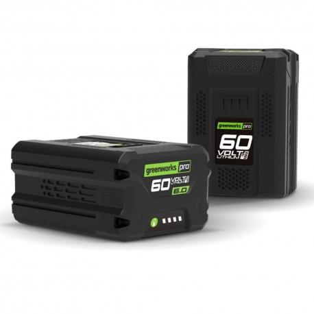 Greenworks 60 volt 6.0Ah accu