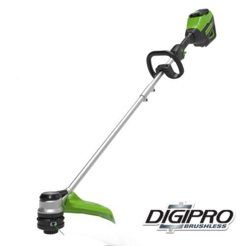 Greenworks60 volt accu trimmer, 40 cm instelbare snijbreedte Digipro