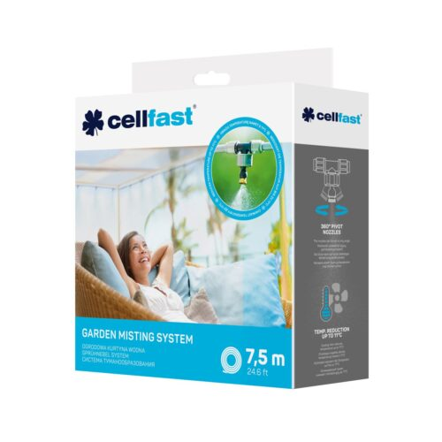 Cellfast Tuinkas mistslang 7,5m