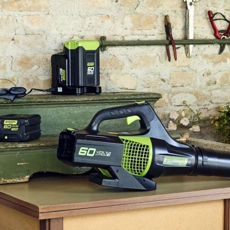 Greenworks 60 volt acculader