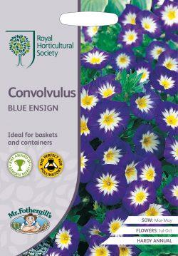 RHS zaden Convolvulus Blue Ensign