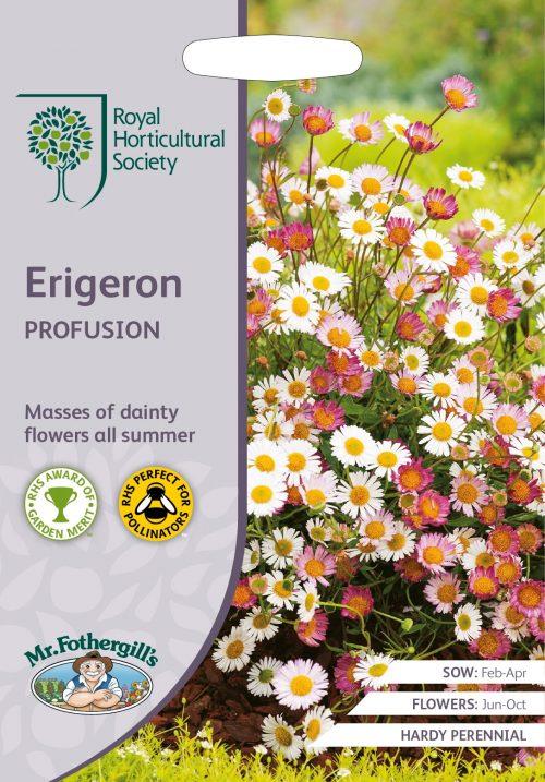 RHS zaden Erigeron Profusion