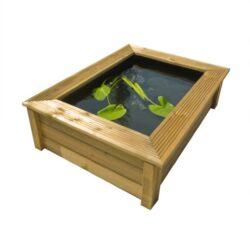 Quadro wood II houten FSC frame voor Quadro 6