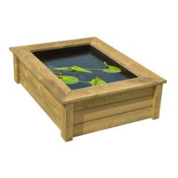 Quadro wood I houten FSC frame voor Quadro 5