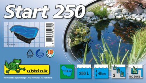 Start 250
