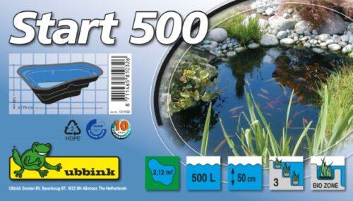 Start 500