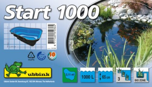 Start 1000