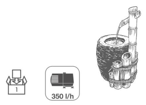 Acqua Arte set Pigadia