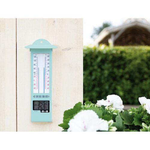 Digitale min/max thermometer