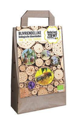 Bijvriendelijke Biologische Bloembollen NL Zoemt
