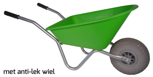 Kinderkruiwagen 35 L Licht groen softwiel DOOS