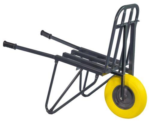 Steenkruiwagen 60 steens softwiel