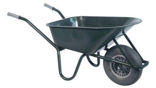 Bouw kruiwagen basic 85 L softwiel