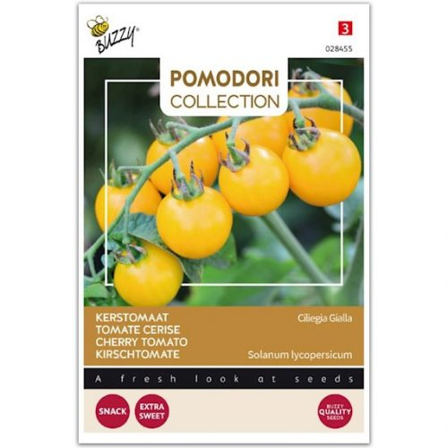 Buzzy Pomodori Kerstomaat - Ciliegia Gialla