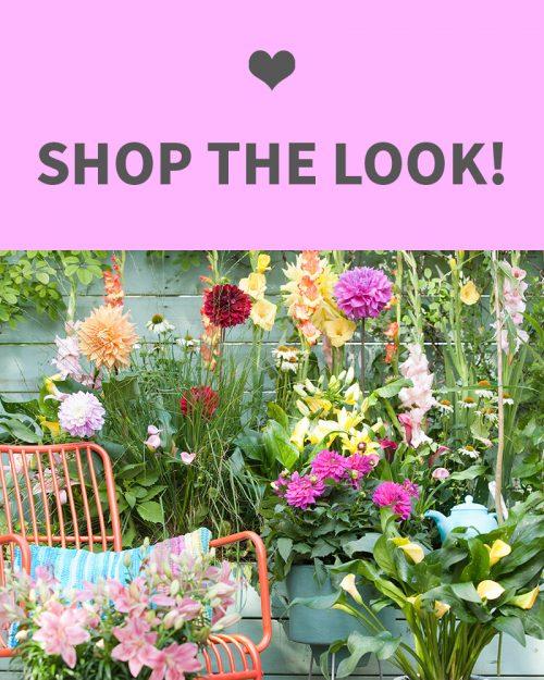 shop de look - zomer boeket