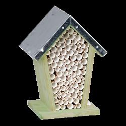 insectenhotel bijenhuis