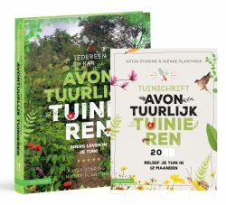 Boek Avontuurlijk Tuinieren met tuindagboek