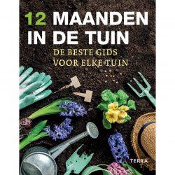 boek 12 maanden in de tuin