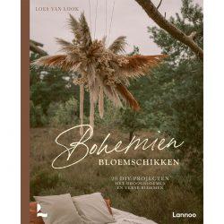 boek bohemien bloemschikken