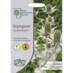 Kruisdistel Eryngium Silver Ghost RHS zaden