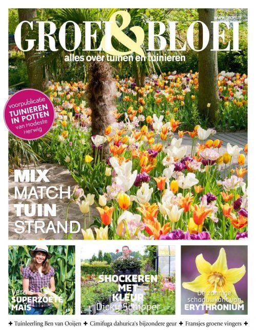 Groei & Bloei april 2018
