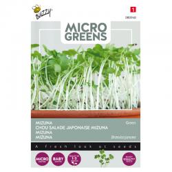 Mizuna Green