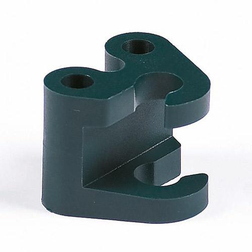 Koppelstukje, Twister 7mm (2 sets a 4 stuks)