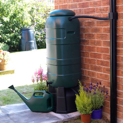 Regenton Mini Rainsaver Groen 100 liter