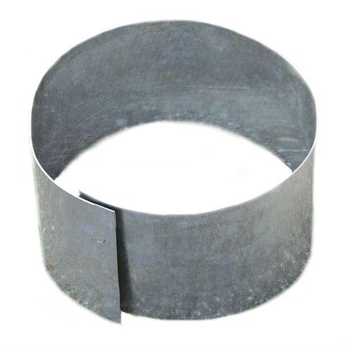Kantopsluiting verzinkt ø30cm ring