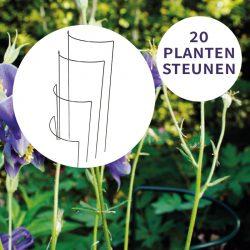 plantensteun-set
