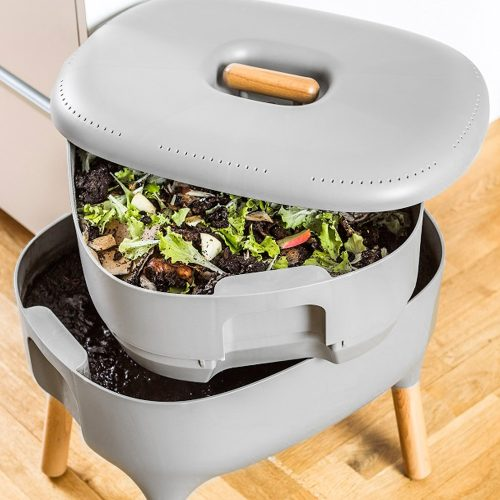 Worm Composter Ivoor