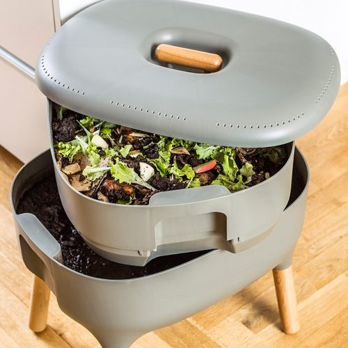 Worm Composter Bruin