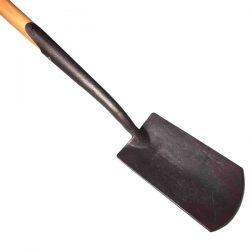 Spade zwanehals gesmeed staal