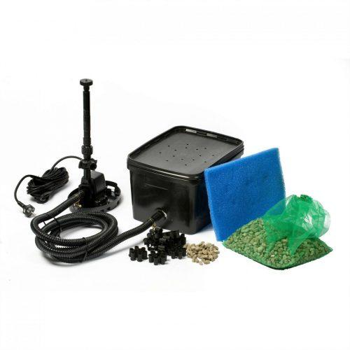 Onderwaterfilter BioPure 200 Basic set incl. vijverpomp