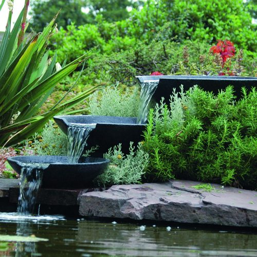 Waterornament Acqua Arte Nova Scotia watervalset