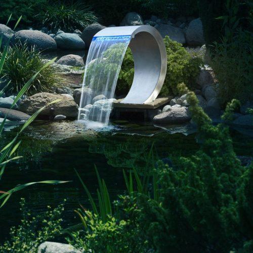 Waterval Mamba met LED verlichting