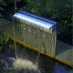 Waterval set Niagara 60cm inclusief pomp, container en accessoires