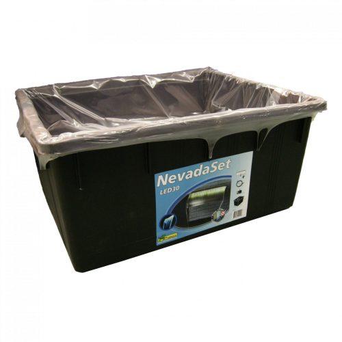 Waterval set Niagara 30cm inclusief pomp, container en accessoires