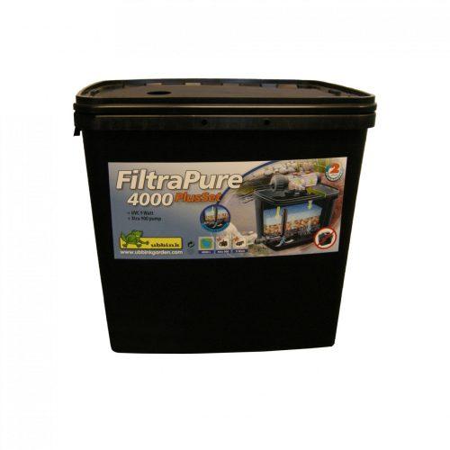 Oeverfilter FiltraPure Plus set 4000 incl. vijverpomp