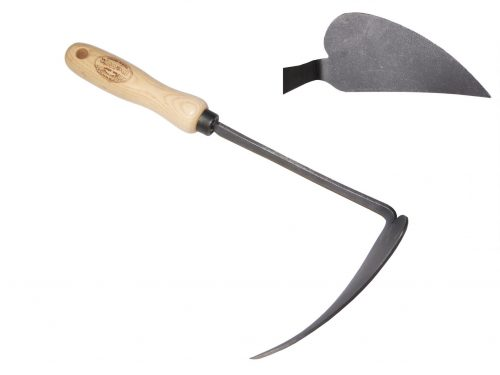 Koreaanse handhak links gesmeed staal