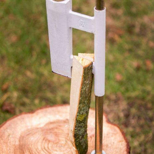 Smart-splitter houtklover