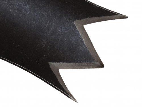 Plantschepje Tulpmodel gesmeed staal