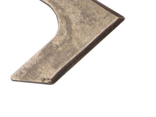 Onkruidmes 140mm gesmeed staal