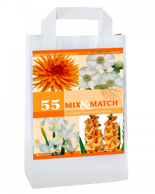 Mix & Match Oranje-Wit